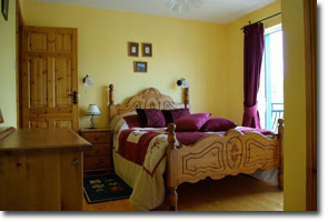 Holiday Accommodation Double Bedroom Image